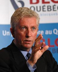 Encore une lection! (DJ Axis) Tags: canada 2004 au un chef qubec bloc campagne gilles parti propre qubecois duceppe fdral electorale