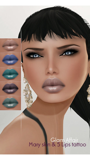 -Glam Affair - Mary skin TDR #26