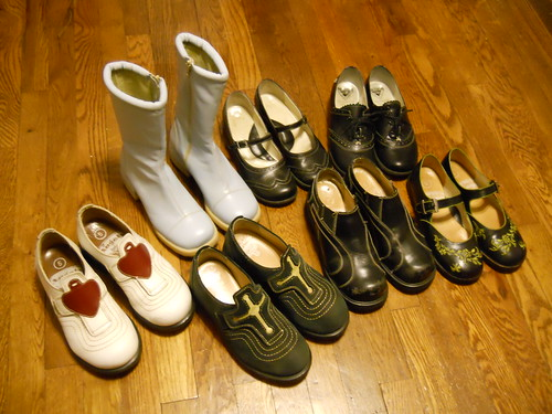Fluevog Collection 5649