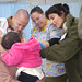 IDF Medical Team Treats 11-Month-Old Baby Left Homeless By Tsunami March 30, 2011