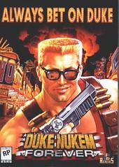 Duke Nukem Forever - Poster