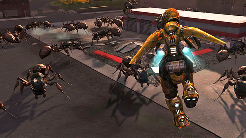 Earth Defense Force: Insect Armageddon for PS3: ANT