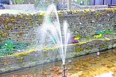 Hall Hill Farm Fountain
