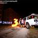 Light Graffiti : HLG vs Majalah 3 TV3 (M3)