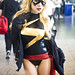 Wondercon '11 – Ms. Marvel // Linda Le