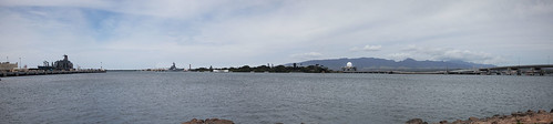 Pearl Harbor Panoramic