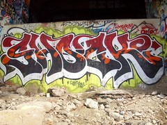 SHOCK (Reckless Artist) Tags: minnesota graffiti graf cities twin tc shock graff uc mn akb graffpro