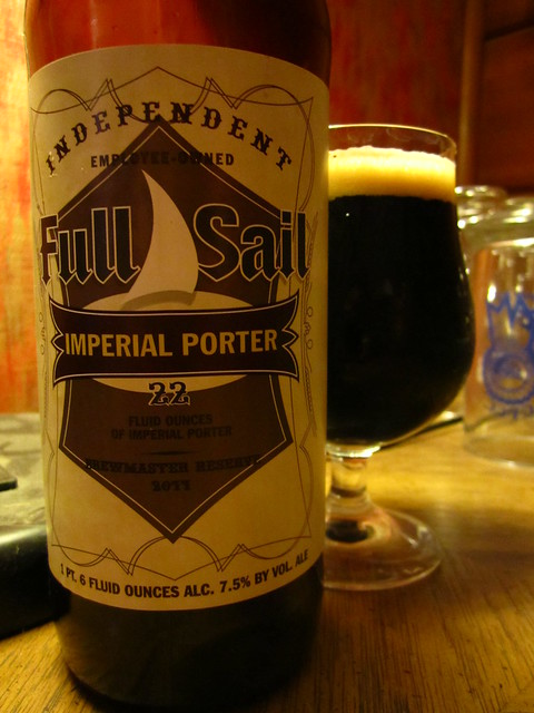 5593716744 d841d40113 z Notes   Full Sail Imperial Porter