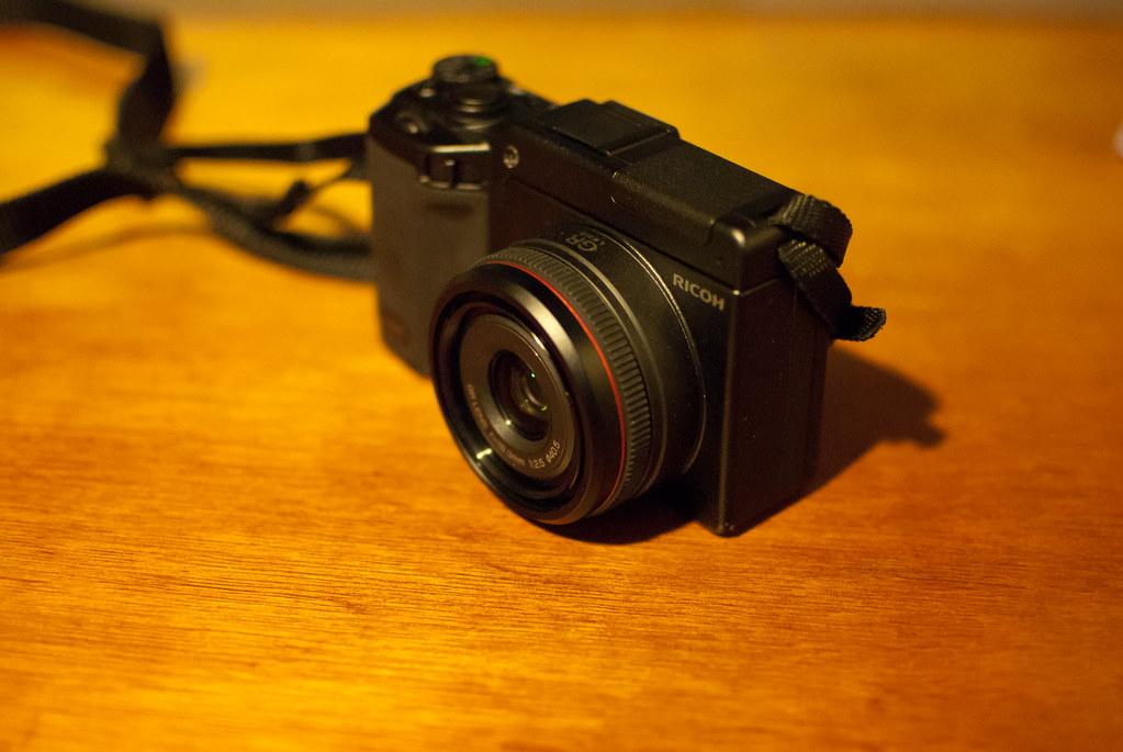 GXR + A12 28mm 正面