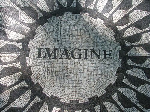 Thumbnail for Imagine there's no heaven