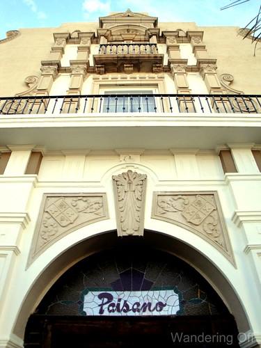 Paisano Hotel, Marfa.