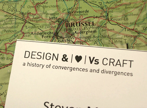 Design+Craft Brussels