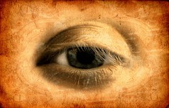 Magic Eye (the road to awe) Tags: eye halloween look magic grunge card tarot future horror stare mystical medium oman psychic prophet shaman mystic supernatural seer clairvoyant spiritualism foresight