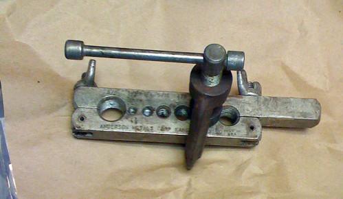 vintage flaring tool
