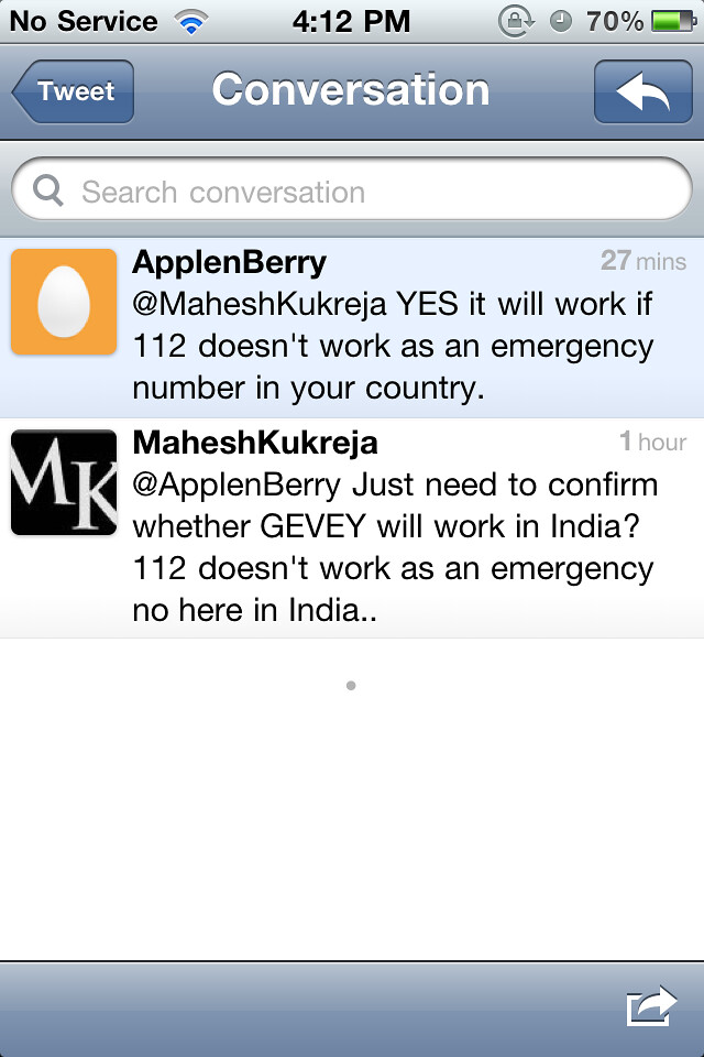 GEVEY for iPhone 4 in India