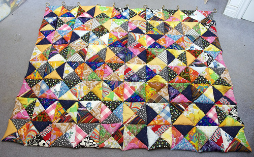 Vintage Quilt by Jen Savage