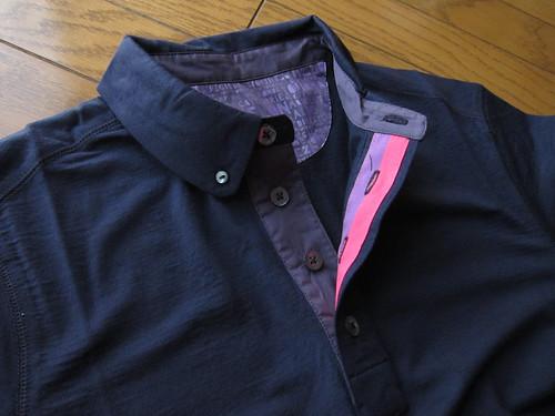 Rapha + Paul Smith Polo Shirt