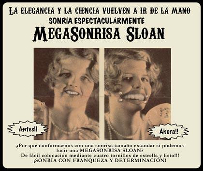 MEGASONRISA-SLOAN