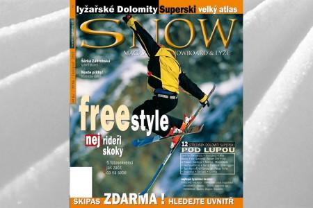 SNOW 09 - listopad 2003