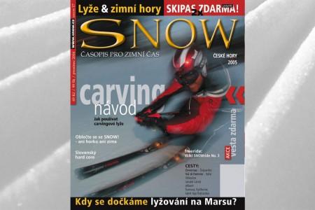 SNOW 17 - prosinec 2004