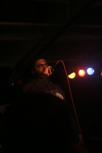 Big K.R.I.T. @ Rhino's (3/7/11)