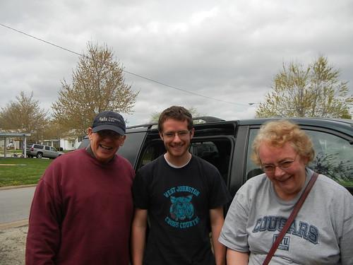 April 11 2011 Darrell, Sheldon, Lois