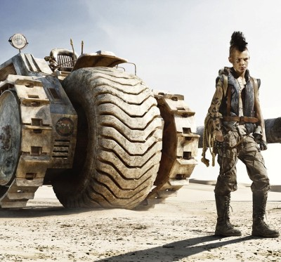 Mad Max Beyond Thunderdome with kids