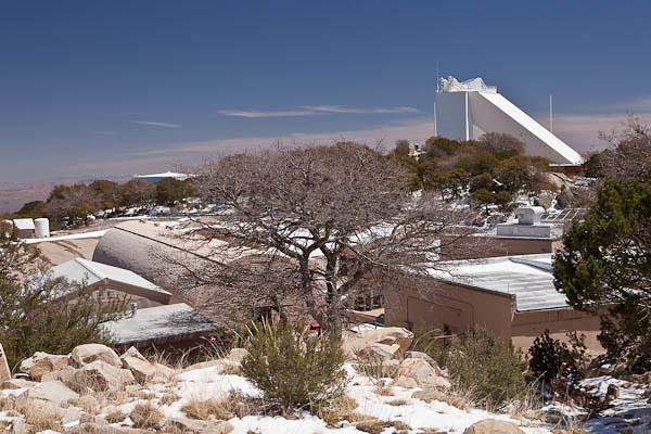 Observatory Complex, Kitt Peak Arizona