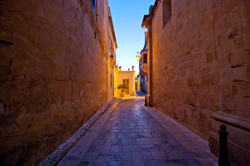 Mdina, la antigua capital de Malta