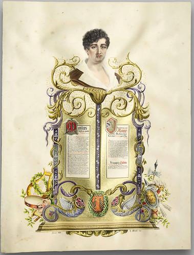 029- L'album du moyen-âge 1836- Jean Midolle