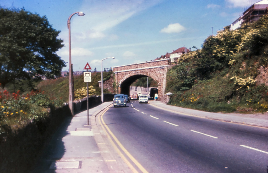 Wolseley Road LSWR Railway Bridge (North 1)