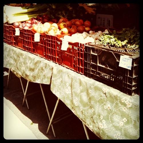 I <3 Farmers Market Day!
