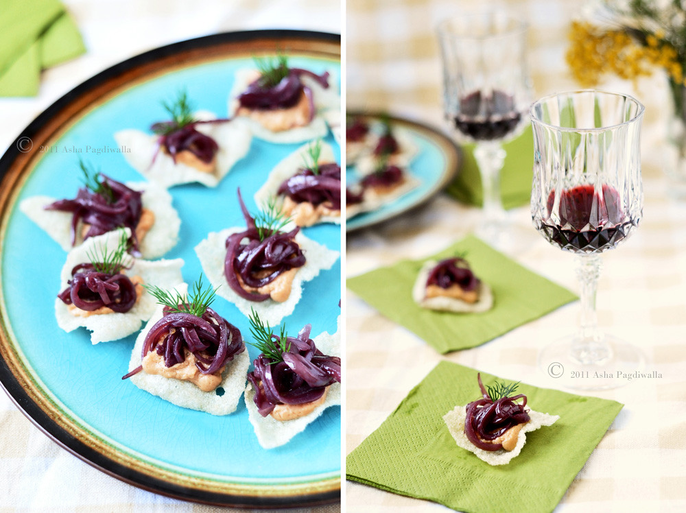 Canapes-collage