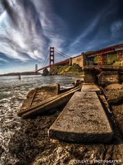 Sorry For All the Concert Shots... (Silent G Photography) Tags: sanfrancisco california ca fisheye goldengatebridge bayarea sausalito hdr highdynamicrange nikkor105mmf28fisheye highdynamicrangephotography nikond7000 markgvazdinskas silentgphotography