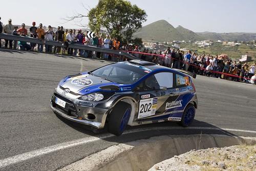 Xevi Pons Rally Islas Canarias