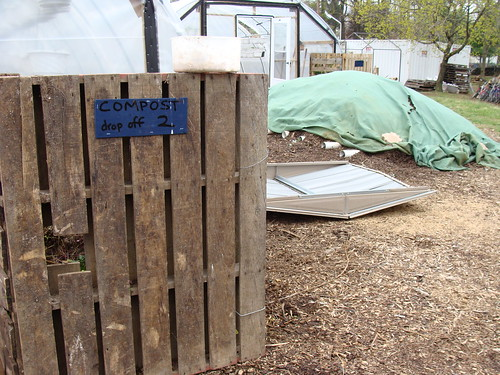 New Composting System
