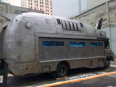 Maximus Minimus Lunch Wagon (DRheins) Tags: seattle foodtruck pigtruck maximusminimus