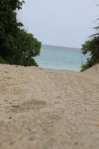 海へ続く道 ClubMed Kabira Press Tour