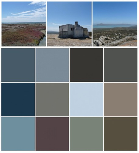 West Coast Colours