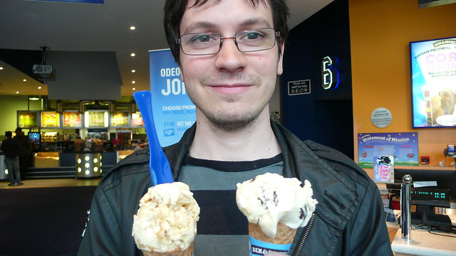 Ben & Jerry Free Cone Day