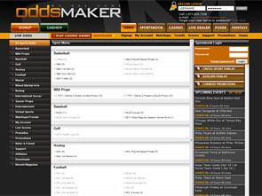 Odds Maker Sport Bonus
