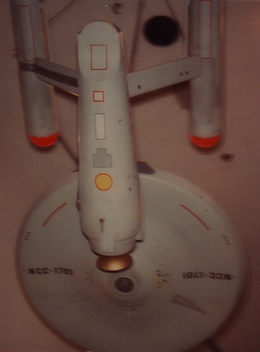 3D USS Enterprise at Smithsonian