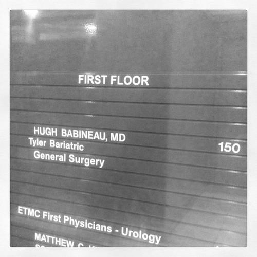 Hugh Babineau - Tyler Bariatric Surgeon