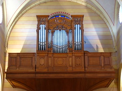 La Tour de Salvagny, organ (pierremarteau) Tags: rhne organ orgel orgue rhnealpes cavaillcoll latourdesalvagny