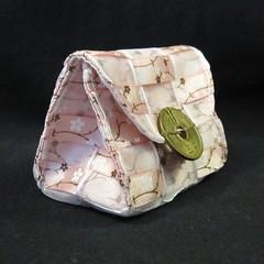 ribbon yen coin purse