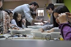 Εργαστήριο Ρομποτικής (Veria Public Library) Tags: library greece veria ελλάδα 21411 βέροια βιβλιοθήκη ρομποτική γμπίκασ