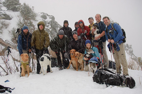 Mt Si Snow Storm