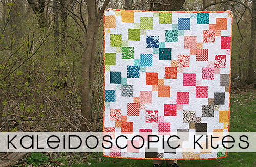 Kaleidoscopic Kites Free Quilt Pattern — Fresh Lemons Quilts