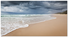 Calm before the Storm (Reedy Photography) Tags: water clouds contrast noosa cooloola doubleislandpoint canon1635l reedyphotography