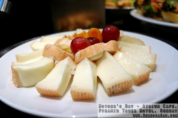 Buffet - Atrium Cafe - Sunway Pyramid Tower-33